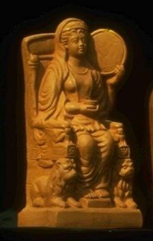Rhea Greek Goddess